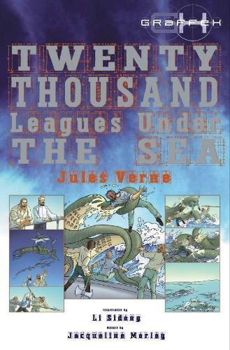 Book cover for Twenty Thousand Leagues Under the Sea