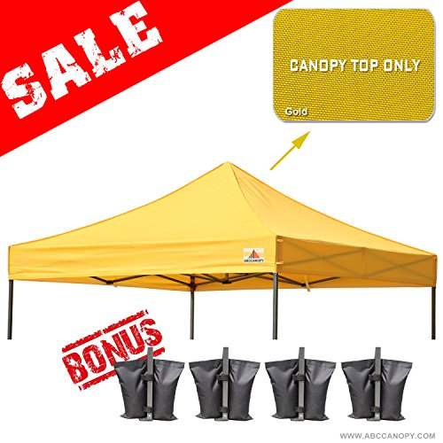 colors 100 Waterproof AbcCanopy Replacement Canopy product image