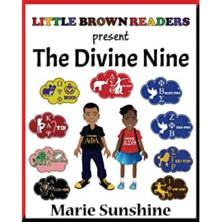 Little Brown Readers present... The Divine Nine