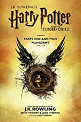 The official playscript of the original West End production of Harry Potter and the Cursed Child.It was always difficult being Harry Potter and it isn't much easier now that he is an overworked employee of the Ministry of Magic, a husb...