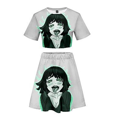 Xiao Maomi Ahegao - Disfraz de Cosplay para Mujer - - XS: Amazon ...