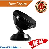 Best AVANTEK LG Galaxy Phones - Car Phone Holder Magnetic Mount Universal 360 Rotation Review