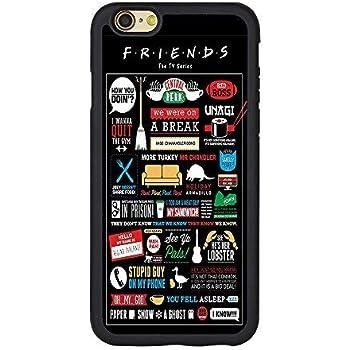 Amazon.com: Friend Iphone 7 Case,Friends Tv Show Phone Case ...