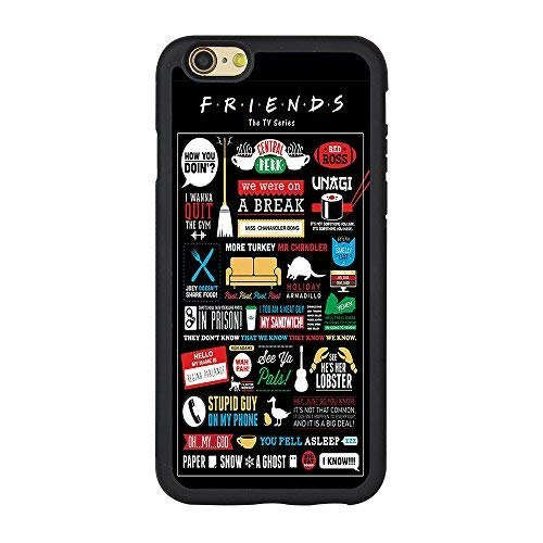 Friends Tv Show Iphone 6s Case,Friends Tv Show Case for Iphone 6 6s 4.7