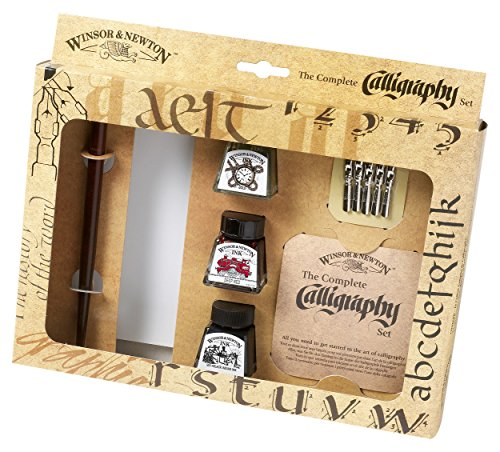 Winsor & Newton Complete Calligraphy Ink Set by Winsor & Newton