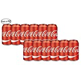 Coca Cola ® Coke Classic Cans- 355ml (Pack of 12)