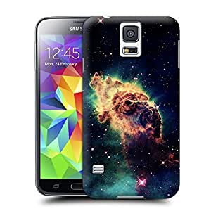 Unique Phone Case Spectacular night sky Hard Cover for samsung galaxy s5 cases-buythecase