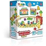 Tand Aprendendo com Blocos Vogais Toyster Brinquedos
