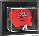 Arizona Diamondbacks Framed Wall Mounted Logo Cap Display Case