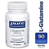 Pure Encapsulations - l-Glutamine 500 mg - Hypoallergenic Supplement...