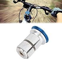 tyrrdtrd Tapa Superior para Bicicleta Tapa Superior de aleaci/ón de Aluminio Perno para Bicicleta de monta/ña MTB