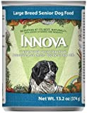 Innova Large Breed Senior Food - 12x13.2 oz