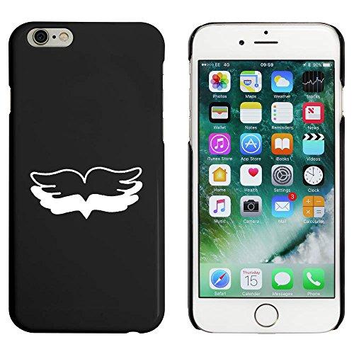 Noir 'Ailes d'Anges' étui / housse pour iPhone 6 & 6s (MC00050341)
