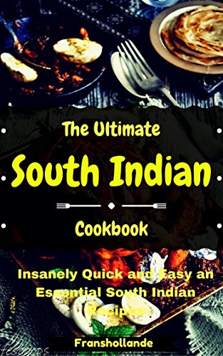 SOUTH INDIAN COOKBOOK PDF