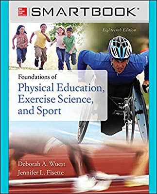 SmartBook for Foundations of Physical Education, Exercise Science, and Sport