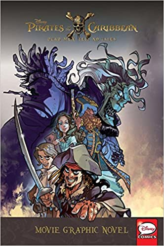 Disney Pirates Of The Caribbean: Dead Men Tell No Tales Movie Graphic Novel Ebook Rar