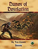 Dunes of Desolation - Pathfinder Edition