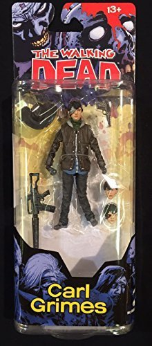 McFarlane Toys The Walking Dead Comic Series 4 Carl Grimes Action Figure by Unknown