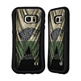 Official HBO Game Of Thrones Stark Sigil Flags Hybrid Case for Samsung Galaxy S7 edge