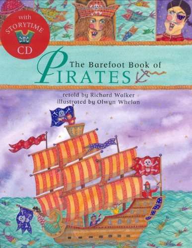 The Barefoot Book of Pirates (Barefoot Paperback) (Barefoot Paperback ()
