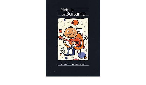 VELAZQUEZ ABOS P. - Metodo de Guitarra (Musica y Cifra) para Guitarra: VELAZQUEZ ABOS P.: 9788460542834: Amazon.com: Books