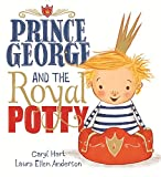 From the bestselling, award-winning author of The Princess and the Peas comes the perfect potty training book for little princes and princesses everywhere.Prince George wants to go on adventures, but his nappy keeps getting in the way! It mus...