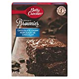 BETTY CROCKER Chocolate Chunk Brownies Mix, 440 Gram