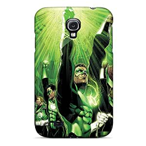 New Arrival Green Lantern Corps For Galaxy S4 Case Cover