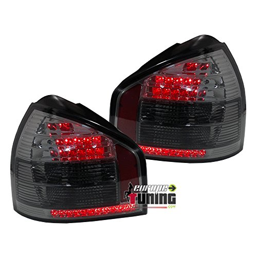 europetuning - 00011 - FEUX ARRIERES TUNING LED FUMES 8L
