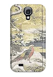 HYGXoxC4877HiyrZ Aarooyner Oriental Artistic Abstract Artistic Durable Galaxy S4 Tpu Flexible Soft Case