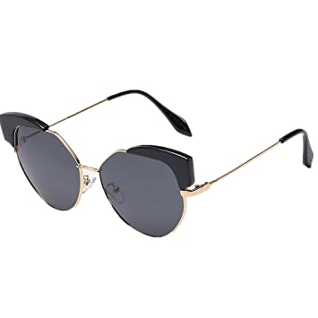 Sunglass Fashion Gafas de Sol Cat Eyes para Mujer Lentes ...