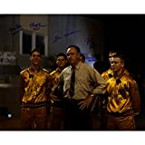 Cast Of Hoosiers Multi Signed Team 16 inch x 20 inch Photo Includes Gene Hackman