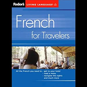 Fodor's French for Travelers Audiobook