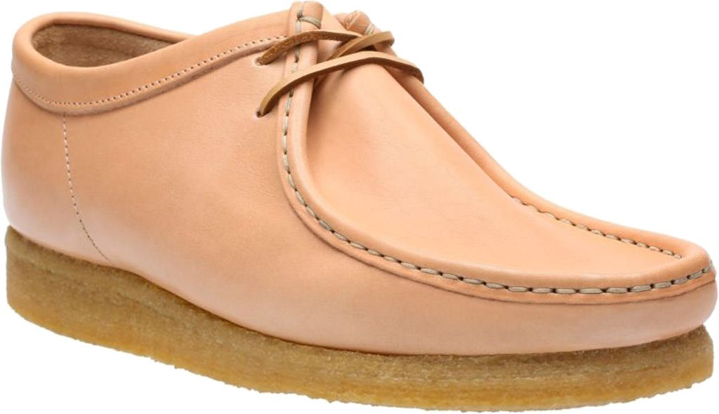 CLARKS Men's Wallabee Shoe B01I4MII6S Medium / 8.5 D(M) US|Natural
