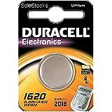 """DURACELL Pile bouton lithium """"Electronics"""" 1620 3 volt"""
