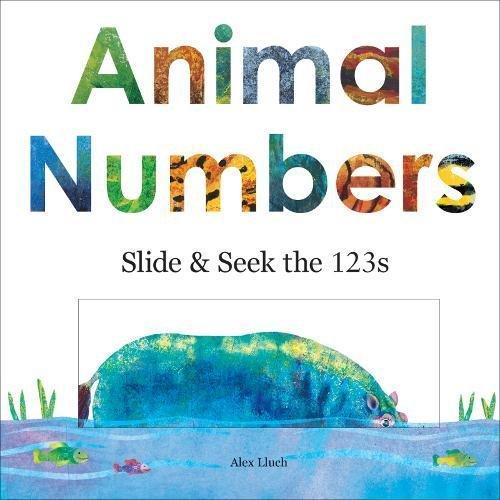 Animal Numbers: Slide and Seek Counting
