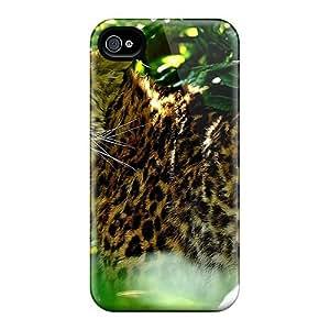 [ljW8545wHlr]premium Phone Cases Iphone 4/4S Hidden Predator Cases Covers