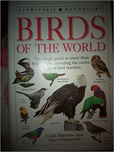 Birds of the World - C. Harrison, A. Greensmith [PDF]