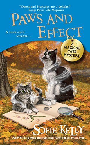 Paws and Effect (Magical Cats) ()
