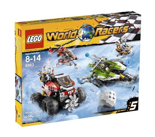 - LEGO World Racers Blizzard's Peak 8863