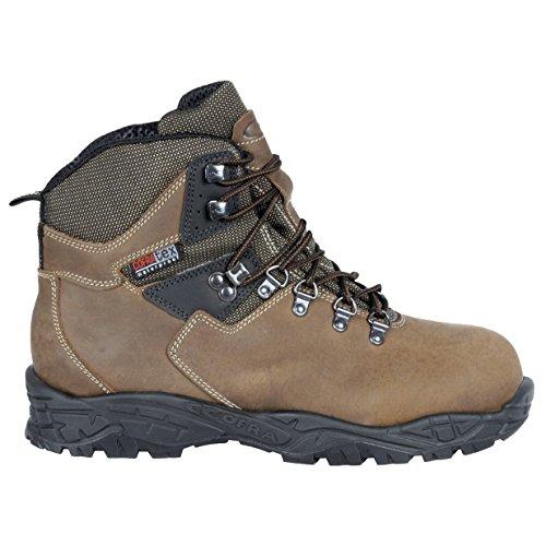 """Cofra 22180–001.w42taglia 42o2WR SRC fo """"Paesaggio sicurezza scarpe, colore: marrone"""