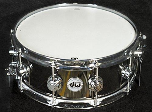 - Drum Workshop Collector's Series Black Nickel over Brass Snare Drum - 5.5