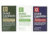 Duke Cannon Men's Big Brick of Soap Set
