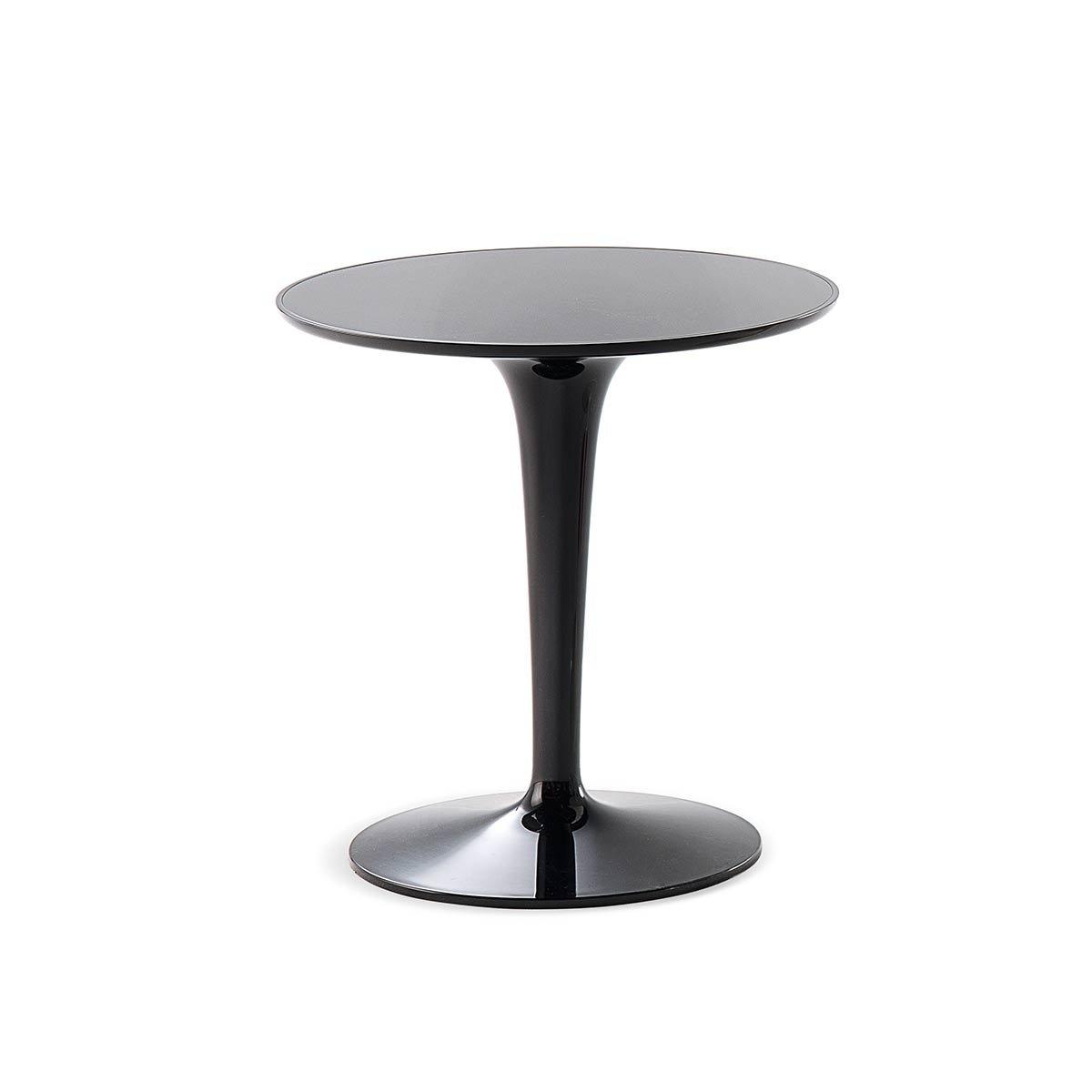 Kartell 860009 table dappoint tip top mono schwarzgl/änzend