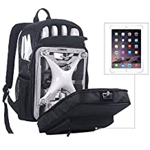 [ Backpack for DJI Phantom 4 / 4 Pro Quadcopter Drones] Smatree SmaPac DP3000 , Original Styrofoam Case, Batteries, Propellers are NOT Included