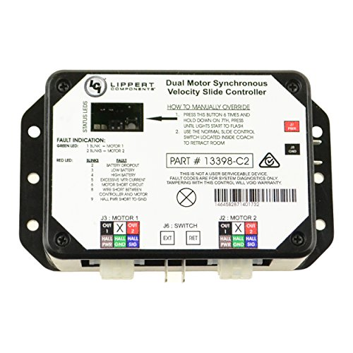 Lippert Components 211852 Slideout Control Module by Lippert Components
