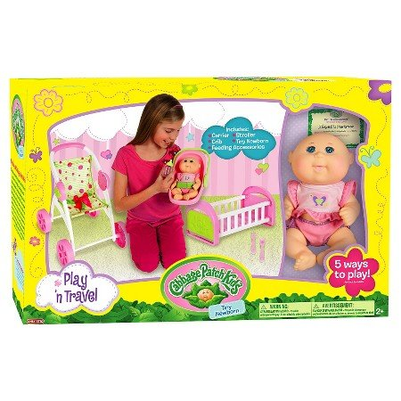 Cabbage Patch Kids Play Travel