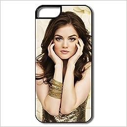 meet a4383 e7eb6 Amazon.com: WallM Pretty Little Liars Lucy Hale Case For Iphone 5/5S ...