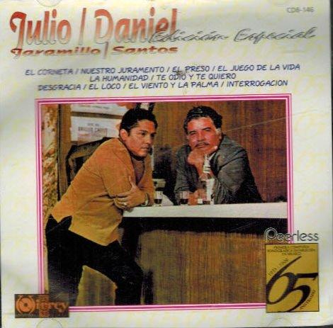 Julio Jaramillo (Daniel Santos Edicion Especial)