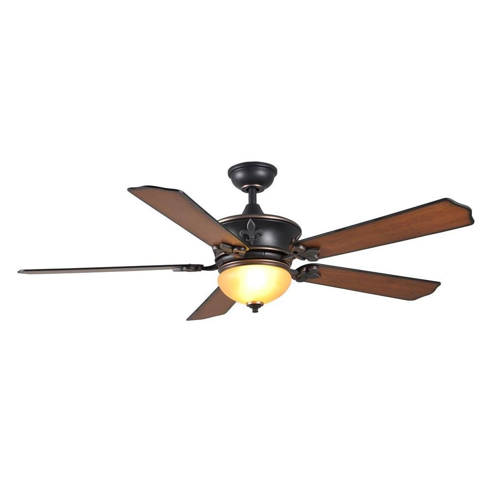 Home Decorators Royal Breeze 60 in. Tarnished Bronze Ceiling Fan by Home Decorators